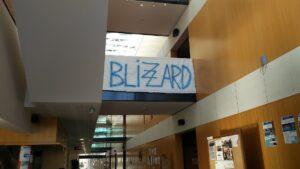 Décoration BliZZard