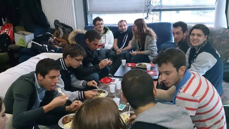 2013-12 Repas de Noël Isiboufe - Miam miam