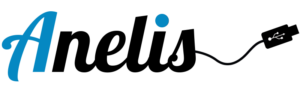 Logo Anelis Noir